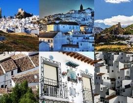 """Khám phá """"khu phố trắng"""" ở Tây Ban Nha"""